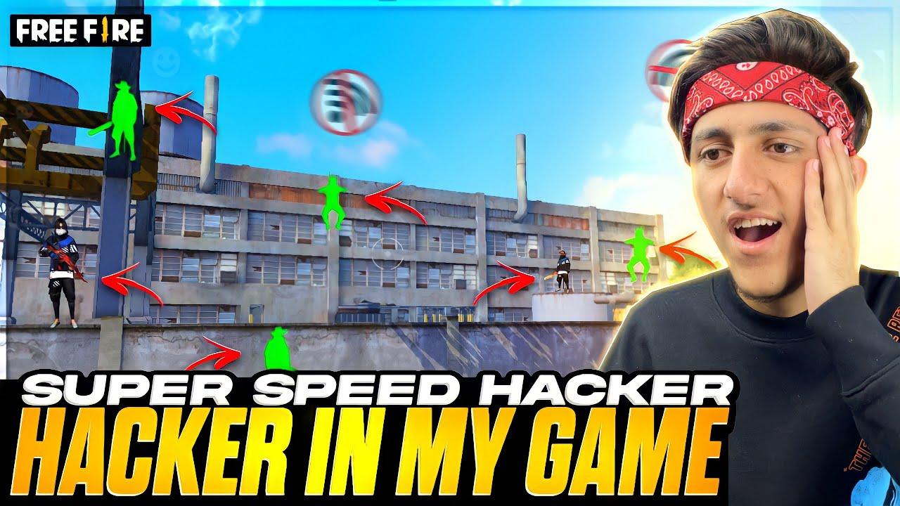 Speed Hacker In My Games Garena Free Fire Killed Hacker And Get 100,000 Diamond 💎 Big Challenge
