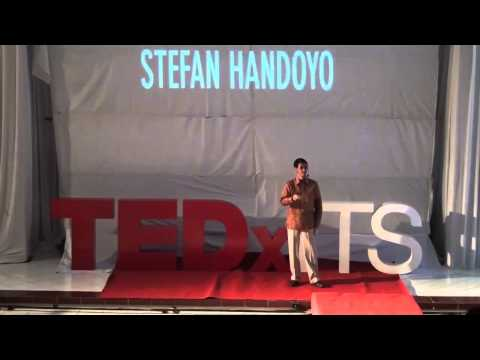 Engineering spirit for economy and corporate business | Stefan Handoyo | TEDxITS