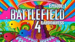 Battlefield 4 Randomness, Ep. 1: Acid-tripping soldier glitch & Teamhate