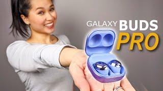 Galaxy Buds Pro Review!