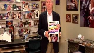 Color Problem Solutions for Dye Sublimation Printers -