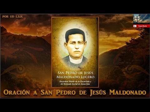 """Résultat de recherche d'images pour """"Saint Pedro de Jésus Maldonado Lucero ORA POR NOSOTROS"""""""