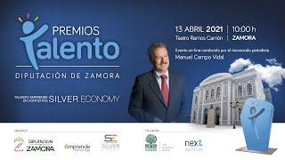 Premios Talento Emprende - Diputación de Zamora