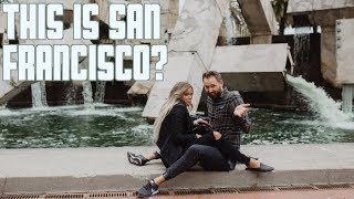 THIS IS SAN FRANCISCO?   SAN FRANCISCO VACATION DAY 1