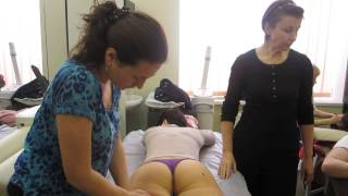 Курсы антицеллюлитного массажа от Елены Ткаченко в учебном центре