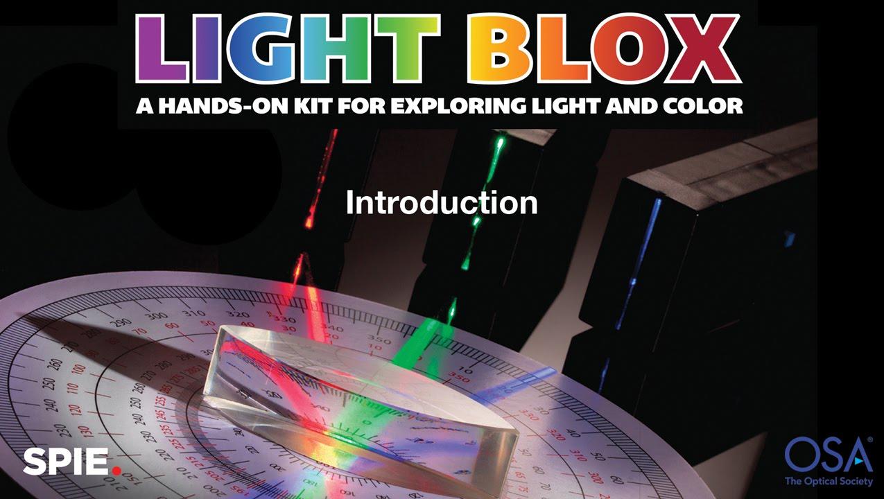 TECH LIGHT LAB Kit: Introduction