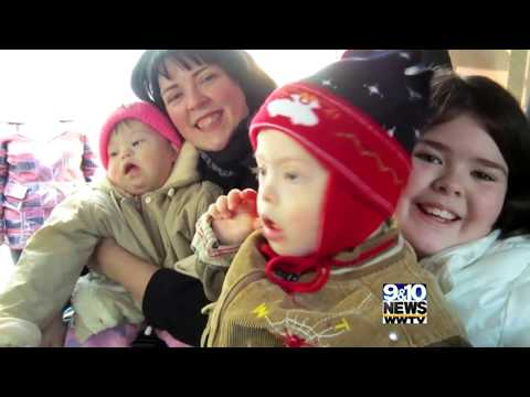 Maverick - Mother Adopts Four Children with Down Syndrome