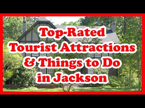 5 Top-Rated Tourist Attractions and Things to Do in Jackson, Mississippi | United States