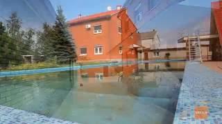 видео Дизайн помещения с бассейном – 23 фото дизайна вокруг бассейна – комната и здание