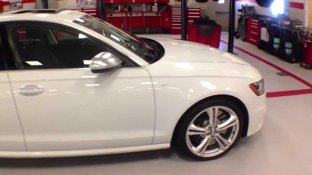 2014 Audi S6 Appearance At Audi North Scottsdale Youtube