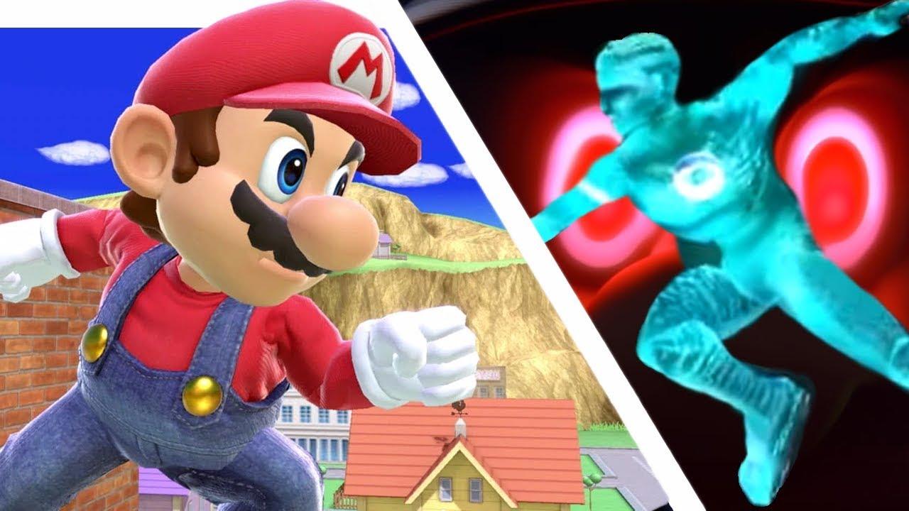 Super Smash Bros - All Story Cutscenes & Characters Trailers So Far ►(N64 -  Ultimate) Full Movie HD
