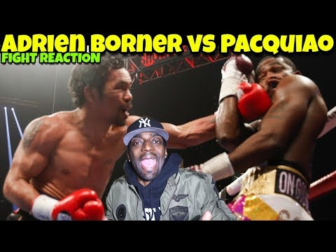 Adrien Broner vs Pacquiao Fight WAS TRASH!! AB IS TRASH!! Broner Got His A$$ Beat