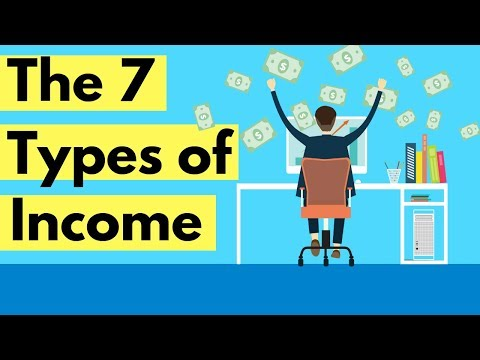 7 Types of Income Millionaires Have [How the Rich Make Money