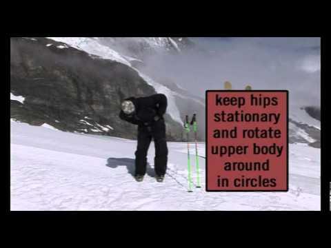 Warren Smith Ski Academy - On Mountain Warm Up