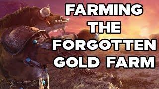World Of Warcraft Gold Farm Farming The Forgotten Farm