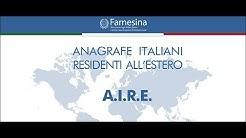 VIVERE IN SVIZZERA - A.I.R.E (Anagrafe Italiani Residenti all'Estero)