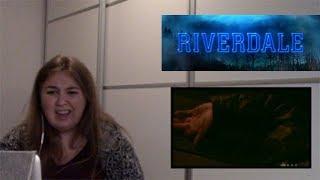 Riverdale season 2 episode 9 REACTION season mid finale