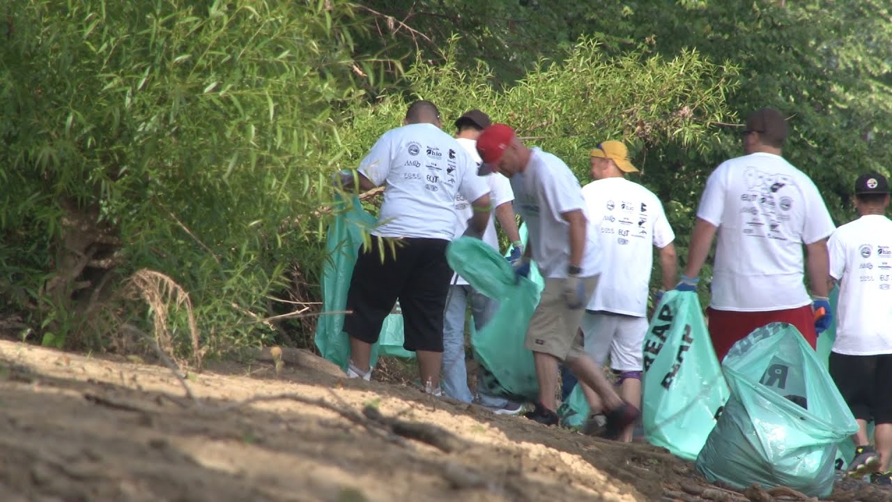 Environment Matters - Ohio River Sweep Rescheduled