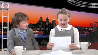 Kids read The News: Donald Turnip, The Death Star and more! | The Holderness Family