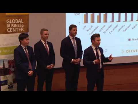 2016 GBCC FINAL ROUND #4 Queensland University of Technology, Australia