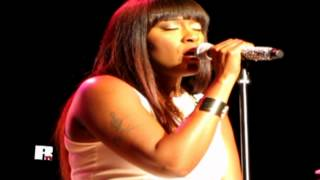 "SWV sings Grammy Award nominated record ""If Only You Knew"" (Patti LaBelle REMAKE)"