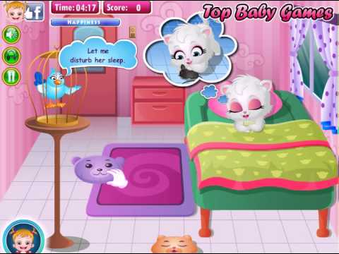 Free babysitting games for kids to play online