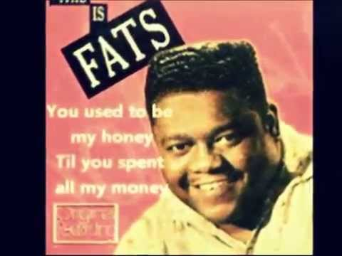 Fats Domino Walking To New Orleans Please Dont Leave Me