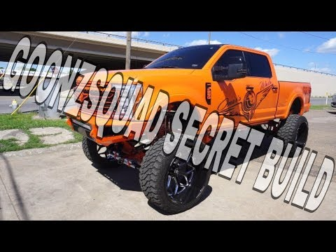 GOONZSQUAD NEXT BUILD... WHAT YOU GUYS THINK?!!