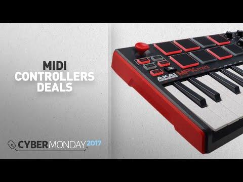 mini midi controllers