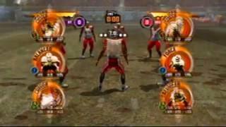 Blitz the League II Xbox 360 Gameplay