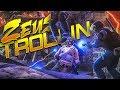 CS:GO - Zeus TROLLIN'!