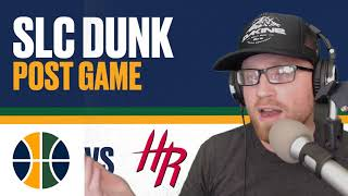Utah Jazz vs Houston Rockets: Post Game Reaction - Rockets EXPLODE in the 4th