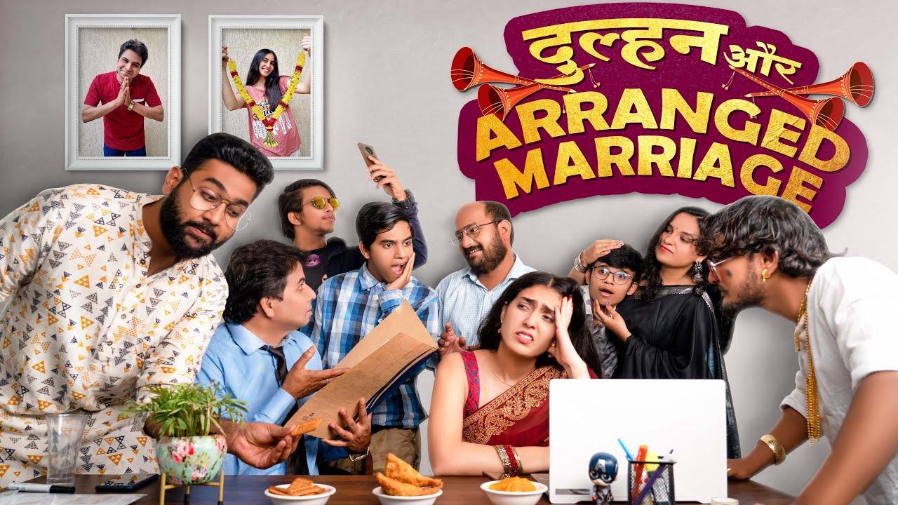 Types of People at Arranged Marriage | Rishtey Ki Baat |TKF
