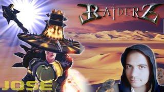 Raiderz Legend Parte 51 Novo Mapa + Montarias e Farm de SOI