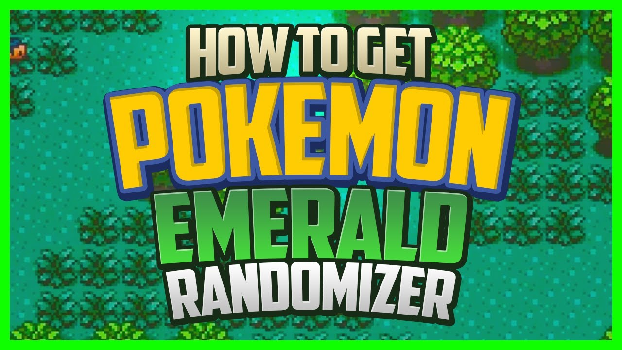 pokemon heart gold randomizer rom