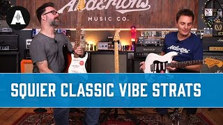 Squier Classic Vibe - As Good as a Real Vintage Strat?