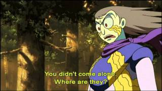 Cyborg 009 Episode 4 At the End of the Battle.