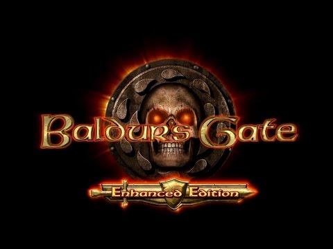 Let's Play Baldur's Gate: Enhanced Edition - Ep 1 - Candlekeep!