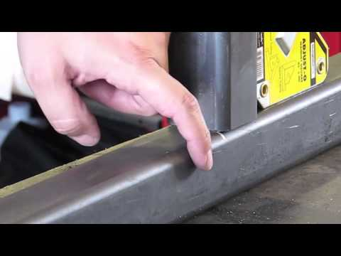 Stick Welding Square Tubing Youtube