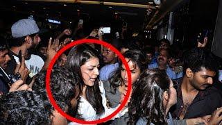 Kajal Agarwal Harassed By Fans with Vulgar Behaviour