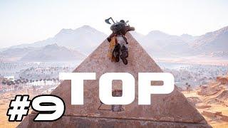 CLIMBING TO THE PYRAMID!!!  -Assassin's Creed Origins Gameplay Walkthrough #9