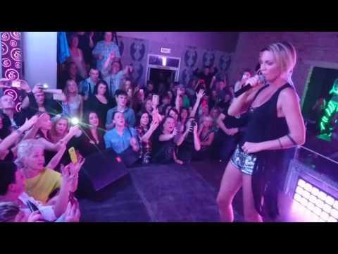 Emporium Club Żary - 05.11.2016 - Koncert Kate Ryan z okazji 10-lecia pubu Havana - Voyage Voyage