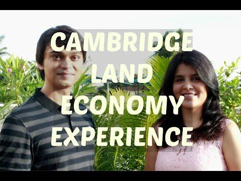 College Experience - Studying Land Economy at University of Cambridge