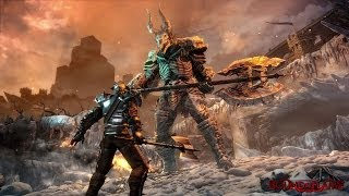 PS4: Découverte   Bound by Flame