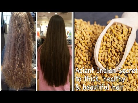 Miracle Cure for Hair Fall & Dandruff (Indian Hair Growth Secrets) Get Naturally Long Thicker Hair