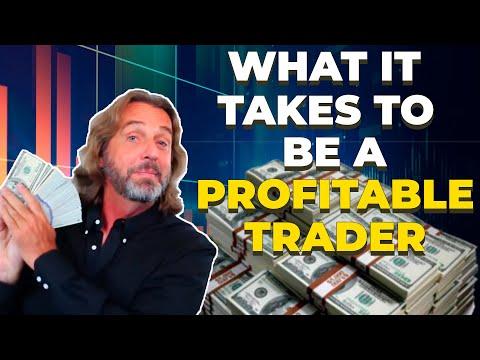 The Secrets To Profitable Trading