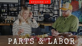 Chicago's Best VEGGIE Burger | Parts And Labor | Eat Travel Rock TV
