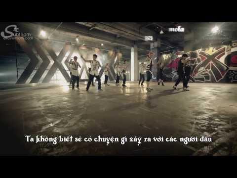 [Vietsub.Kara.Hangul] EXO- GROWL (Korean version)- Ver2 [HD][EXOVIETNAM.COM]