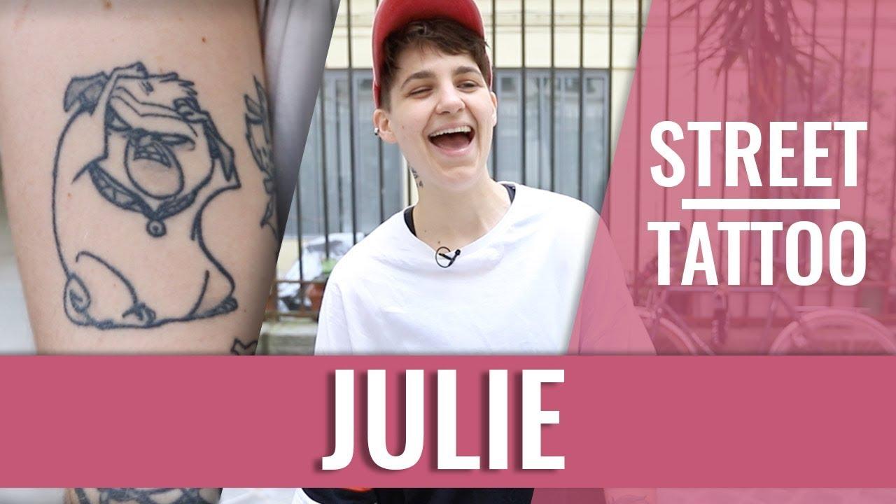 STREET TATTOOS - Julie
