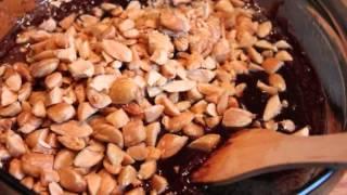 Ореховый брауни